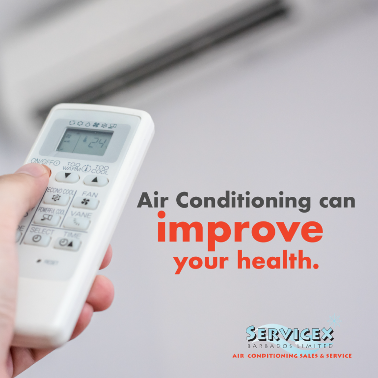 How Air Conditioning Can Improve Your Health