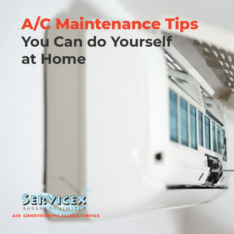 A/C Maintenance Tips You Can do Yourself at Home